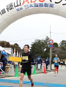 名古屋の設計事務所,マラソン走る建築家